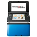 Nintendo 3DS  XL konsol, Blue + Black
