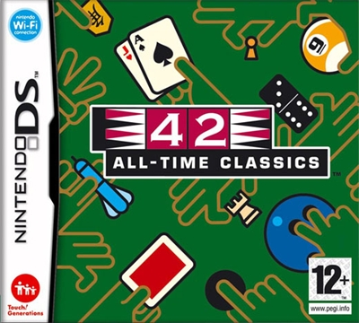 42 All-Time Classics (DS spil)