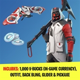 Fortnite Double Helix bundle - Download kode