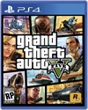 Grand Theft Auto V - GTA 5 - PlayStation 4 spil