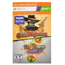 The Gunstringer + Fruit Ninja Kinect (Xbox360 spil) [Download - no disc]
