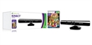 Kinect m. Kinect Adventures spil for Xbox360 Slim