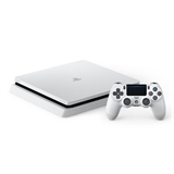 PlayStation 4 Slim 1TB, Hvid / White