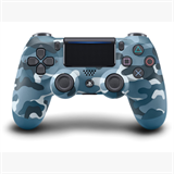 Sony PS4 Dualshock controller v2, Blue Camouflage / Camo