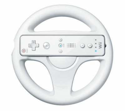 Wii Mario Kart Wheel (officiel Nintendo rat)