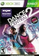 Dance Central 2 - nordic (Xbox360 spil)