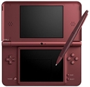 Nintendo DSi XL (Winered / Vinrød)