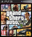Grand Theft Auto V (GTA 5) for PS3