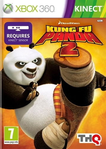 Kung Fu Panda 2 (Xbox360 spil) [Download - no disc]