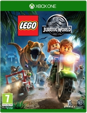 Lego Jurassic World (Xbox One spil)