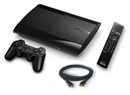 PS3 Super Slim konsol (500 GB) [ Start Pakke ]