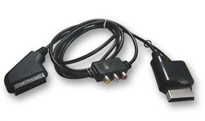 SCART RGB AV Cable for Xbox 360 (3.part)