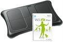 Wii Fit Plus inkl. sort Wii Balance Board (Original Nintendo)